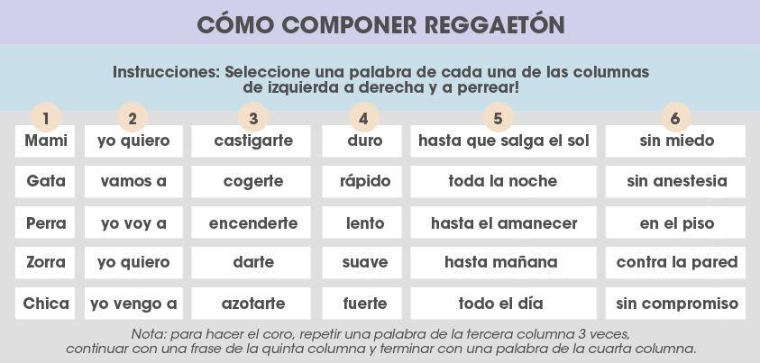 #Reggaeton one of the worst music ever invented...