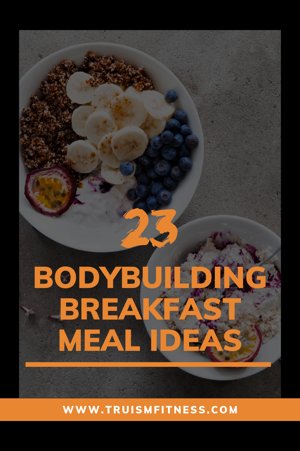23 Bodybuilding Breakfast Meal Ideas #bodybuildingrecipes I am always trying to start the day off ri...