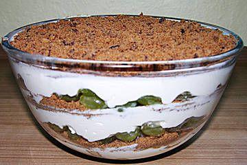 Dessert mit Weintrauben von olgab1 | Chefkoch