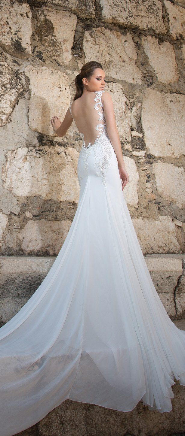 Shabi & Israel Timeless Haute Couture 2015 Wedding Dresses Collection (7)