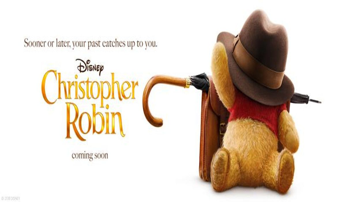 Christopher Robin - Trailer   movie and tv reviews   Pinterest ...