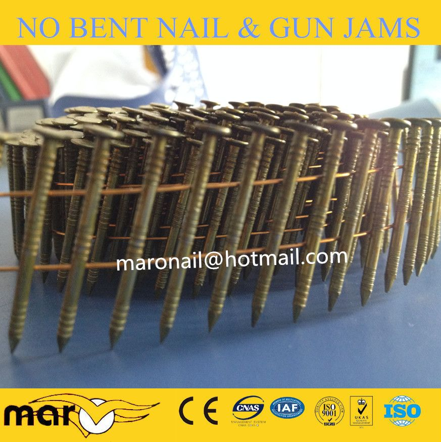 25mm Coil Nails Roofing Nails Framing Nails Coil