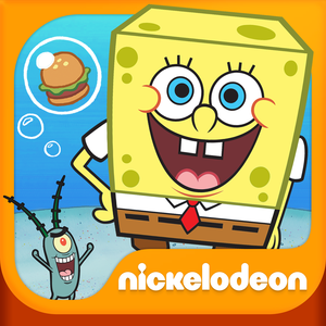 SpongeBob Moves In Nickelodeon Dray loves Free apps