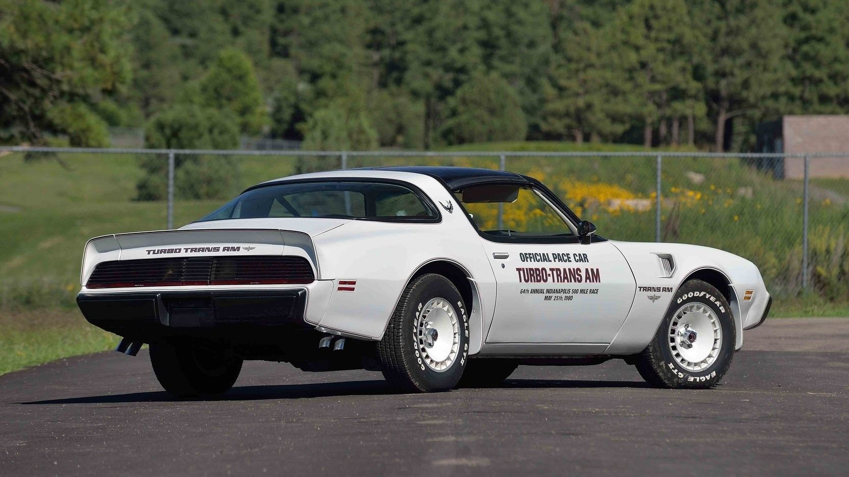 1980 Pontiac Firebird-ultimate insult to the Firebird, Pontiac dropped its  400 V8 and installed a new Turbo-charged 301 (4.9 liter) V8 as its top  engine ...