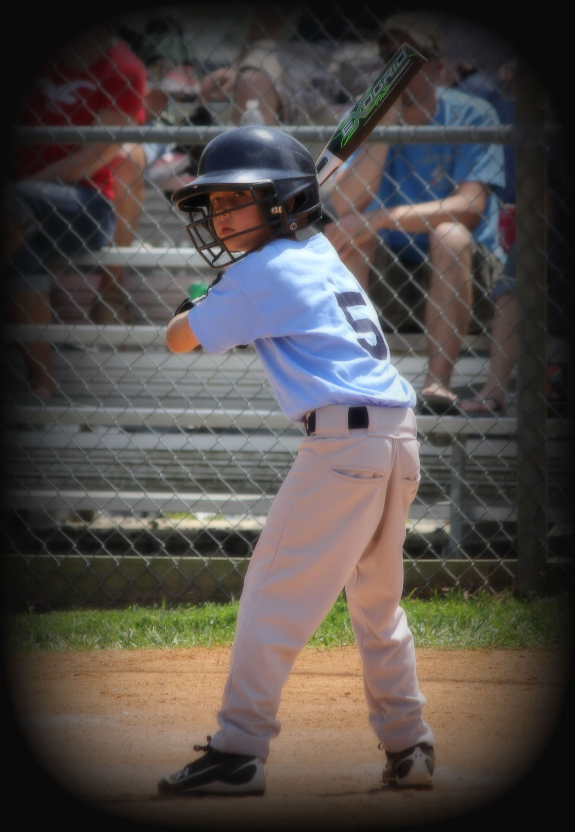 CALEB... MY BALL PLAYER