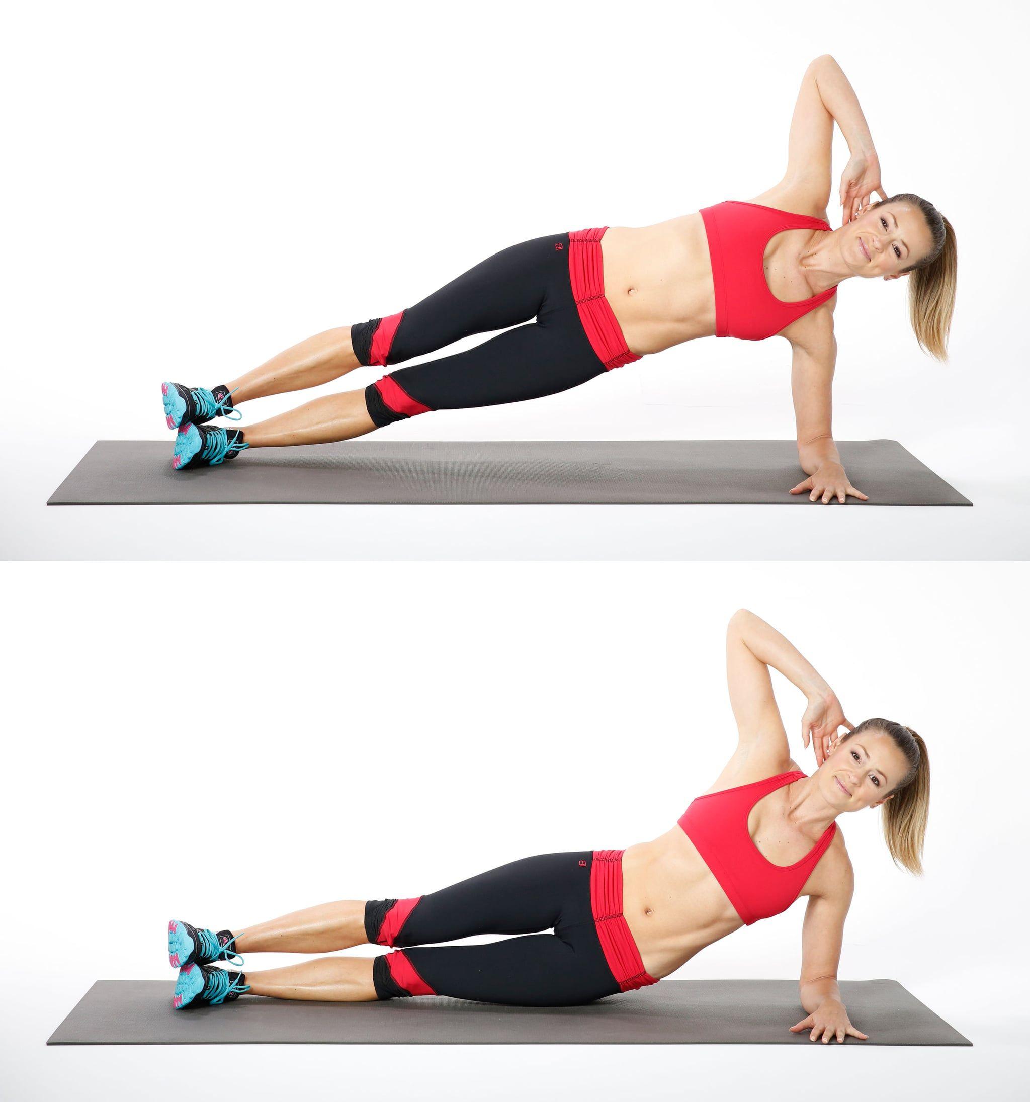 40+ Side plank dips beginner inspirations