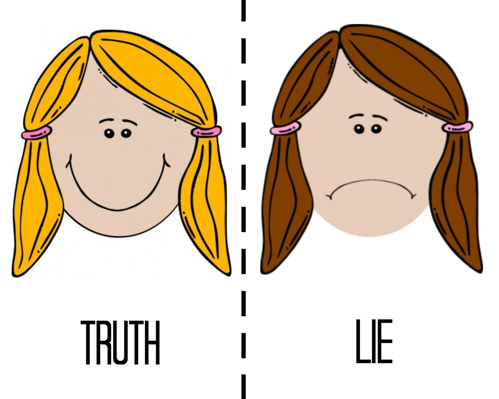 Truth Vs Lie Family Home Evening For Toddlers