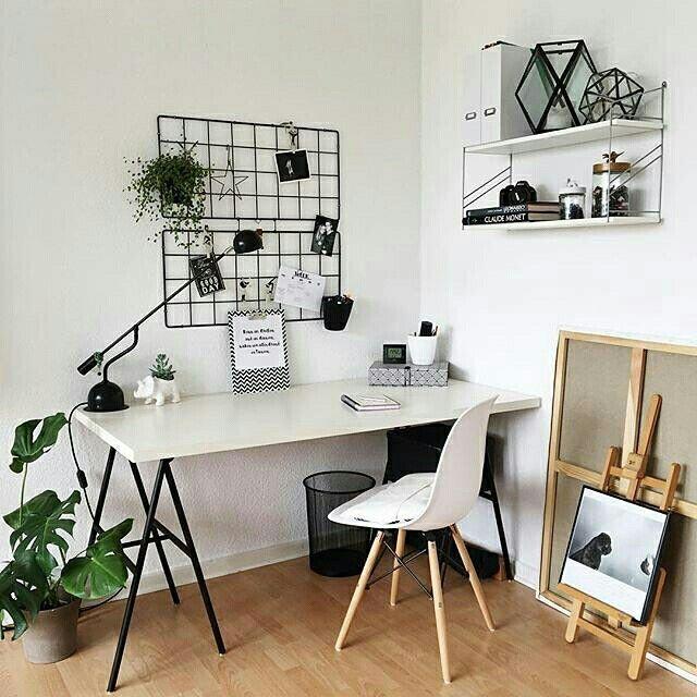 Pin von Ekky Basuki auf homeoffice   Pinterest   Schlafzimmer und Wohnen