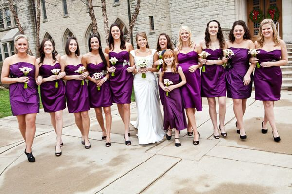 What Color Shoes To Wear With Purple Dress Wedding Colors Purple Bridesmaid Colors Disney Wedding Dresses