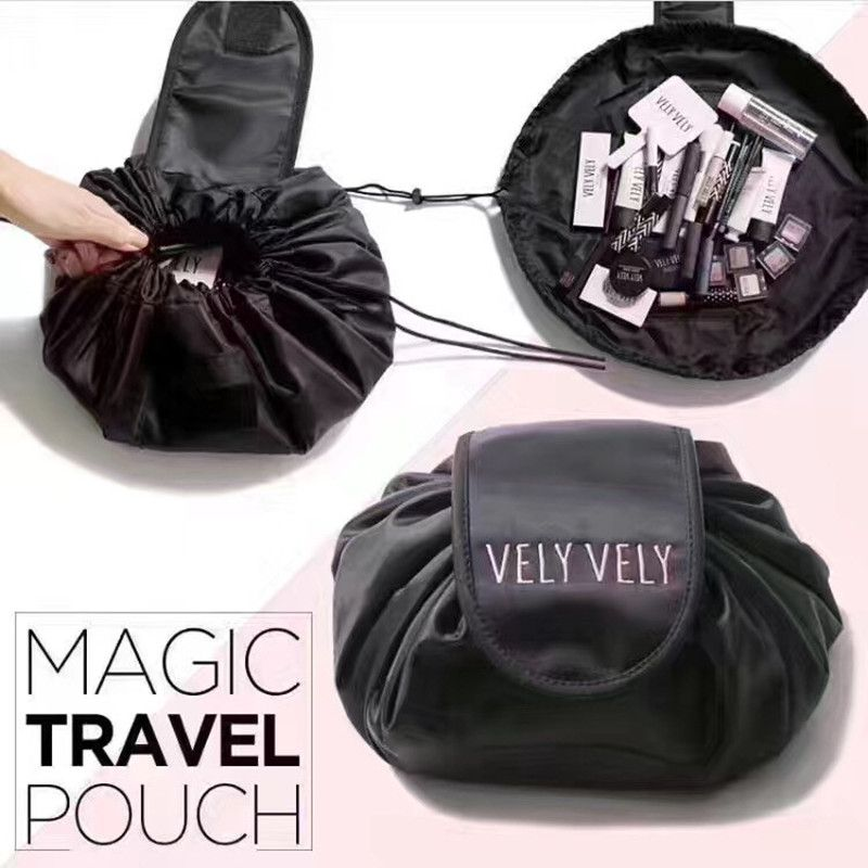 cosmetics travel pouch