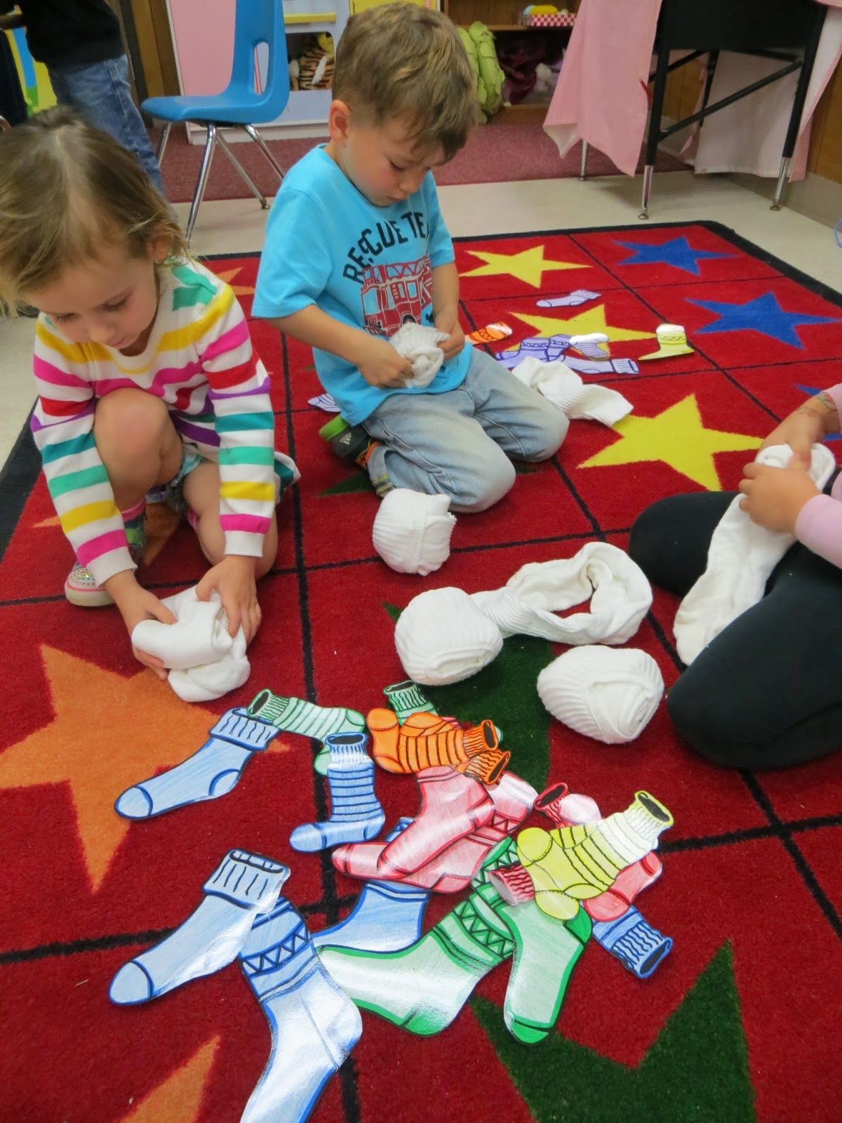 Fox In Socks Lots Of Fun Preschool Ideas Preschool For