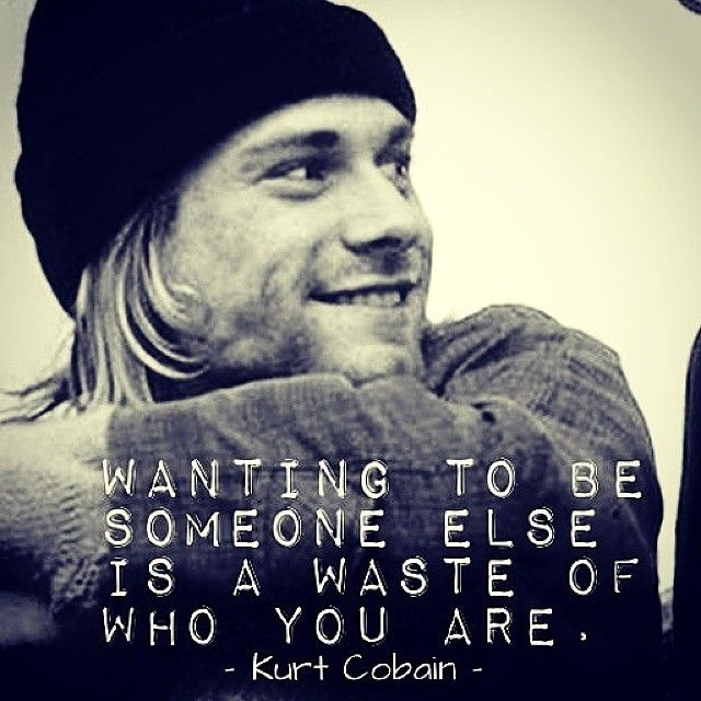 """36/84 Lets have a great week! #enjoythefuckoutoflife #letsnotwasteit #comeasyouare #nirvana"""
