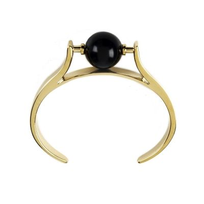 Editorialist Luxury Accessories Holiday Gift Guide 2013 | Chloé | Abby Black Cuff