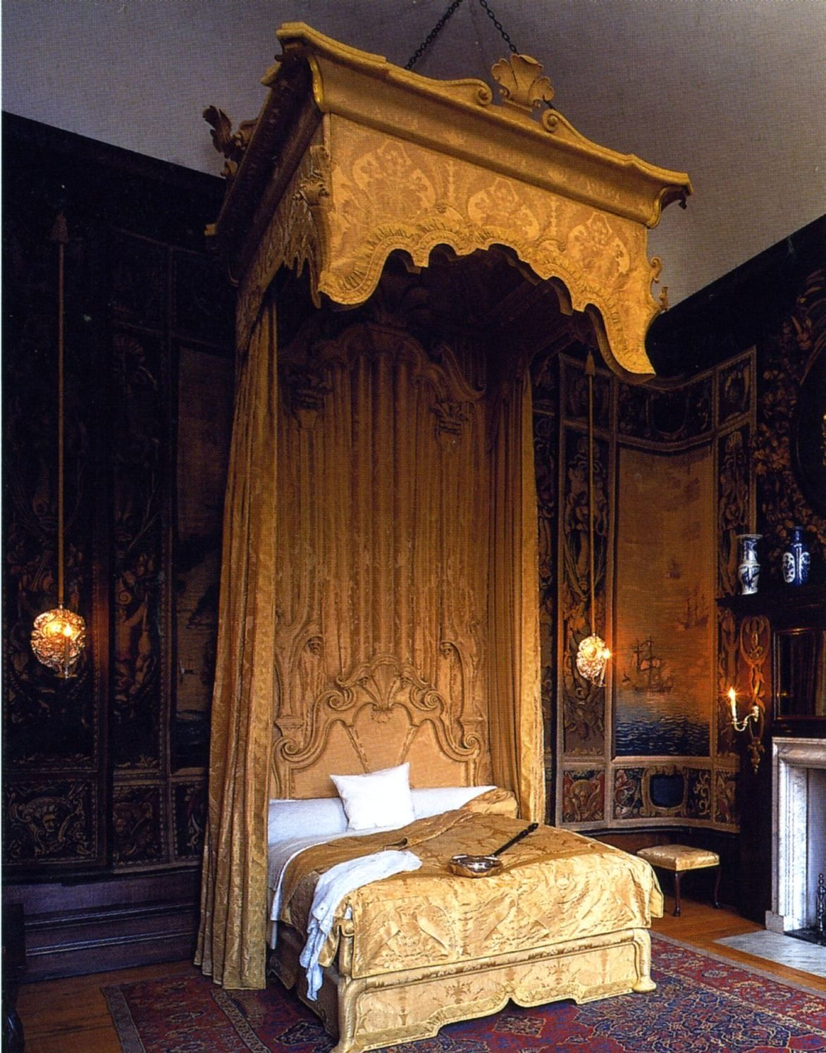Image result for hampton court palace rooms