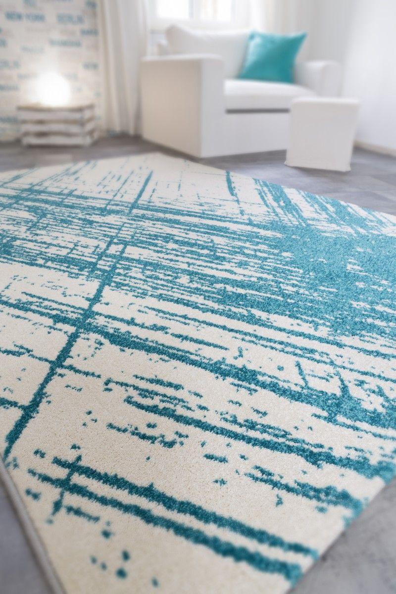 Bildergebnis für teppich weiß braun türkis | Wohnzimmer | Pinterest ...