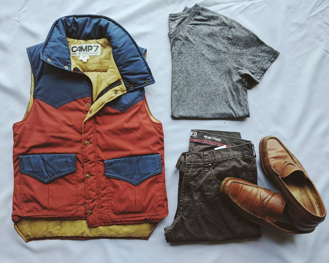 a42bc02115ac3 Mens thrift store find.  Vintage  fashion  clothing  menswear  rugged  mens   clothing