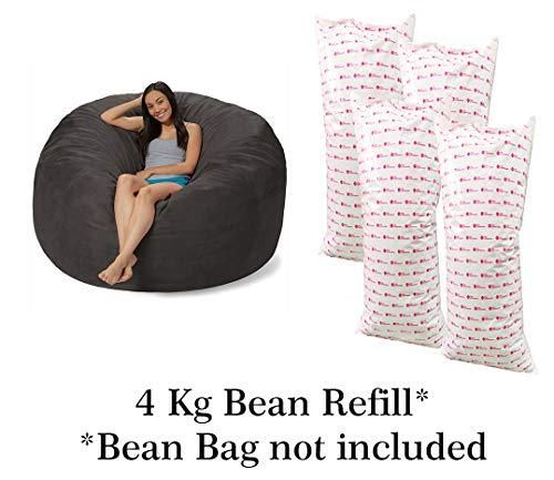Cool Casa Copenhagen Exotic 4 Kg Premium Bean Bag Refill Filler Gamerscity Chair Design For Home Gamerscityorg