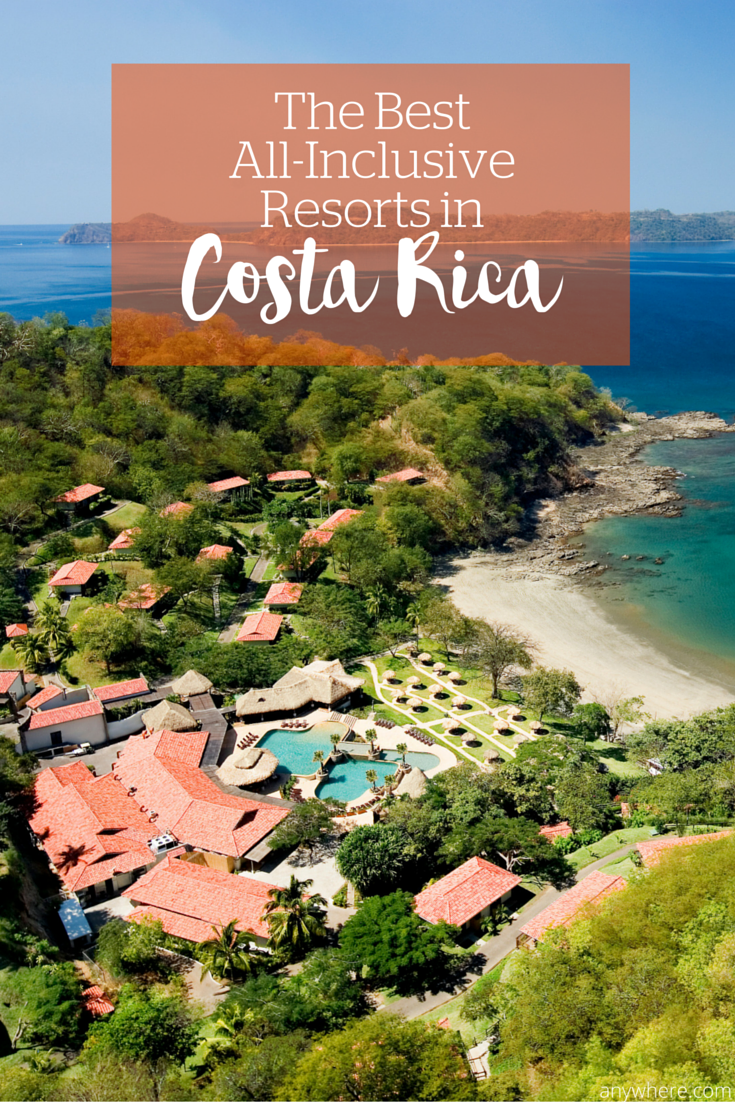 The Best All-Inclusive Resorts In Costa Rica
