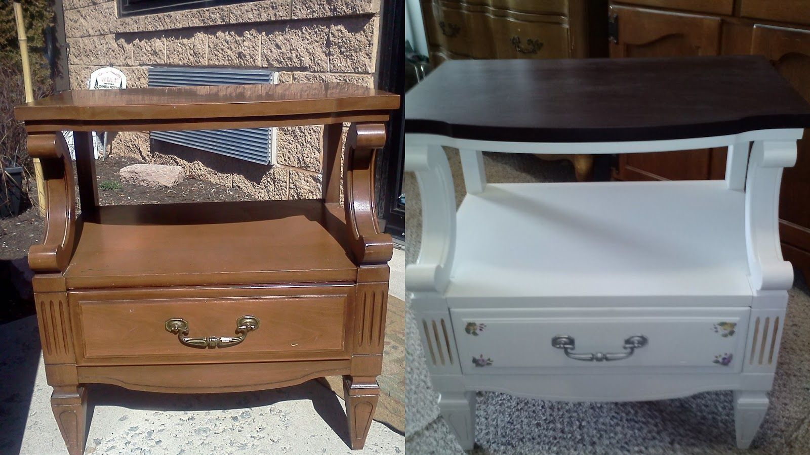 Enjoyable Shabby Chic Furniture Before And After Ruiduwenquan Com Download Free Architecture Designs Terstmadebymaigaardcom