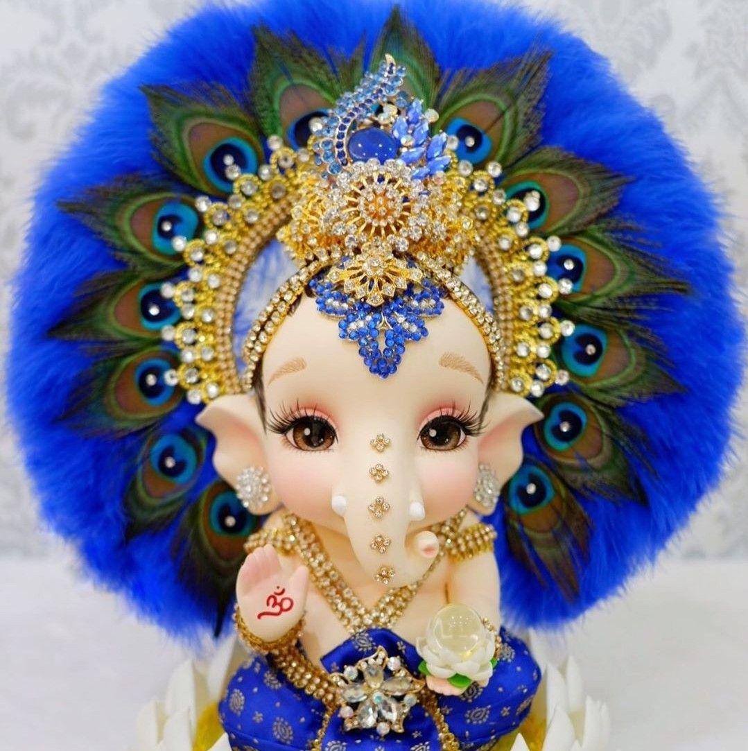 Cute Bappa Baby Ganesha Ganesha Pictures Happy Ganesh Chaturthi Images Beautiful cute baby ganesha wallpaper hd