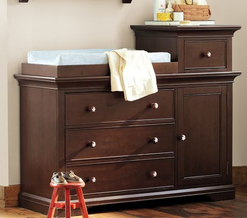 Larkin Hi Lo Changing Table With Images Changing Table
