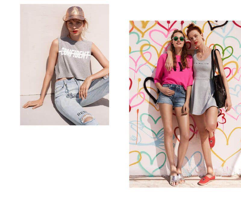 6981f27668a01 Tienes que ver lo mejor de ropa moda mujer H M. Gracias a  catalogosdetiendas