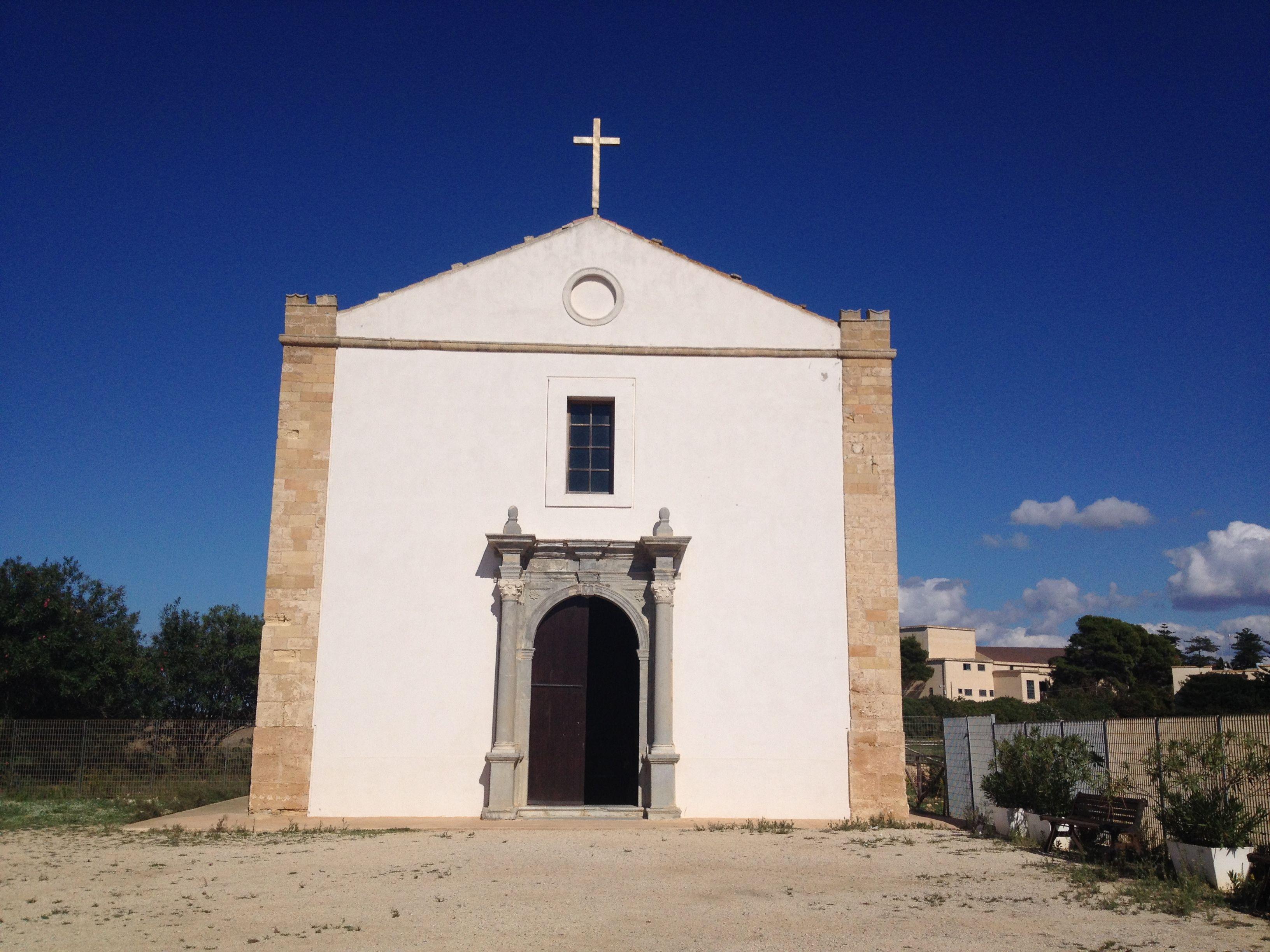 Marsala (Sicily) Chiesa di San Giovanni - Grotta della Sibilla