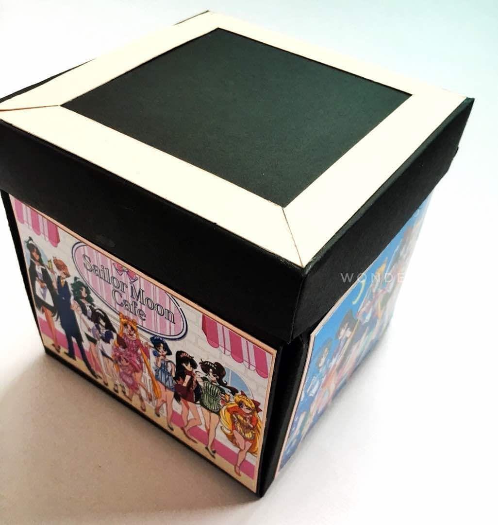 Basic box mencari hadiah yang awesome untuk seseorang