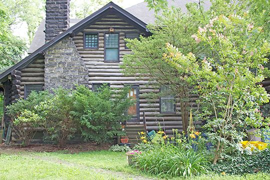 Hidden log cabin has link to Youngstown history - The Youngstown Project