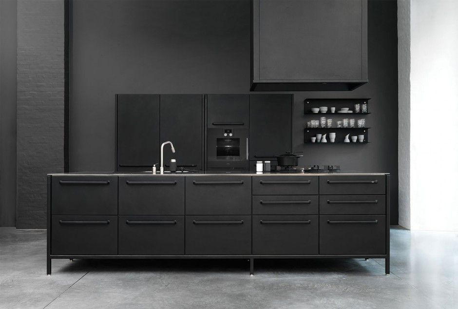 vipp k che dunstabzugshaube k che in 2018 pinterest innenarchitektur k che k che. Black Bedroom Furniture Sets. Home Design Ideas
