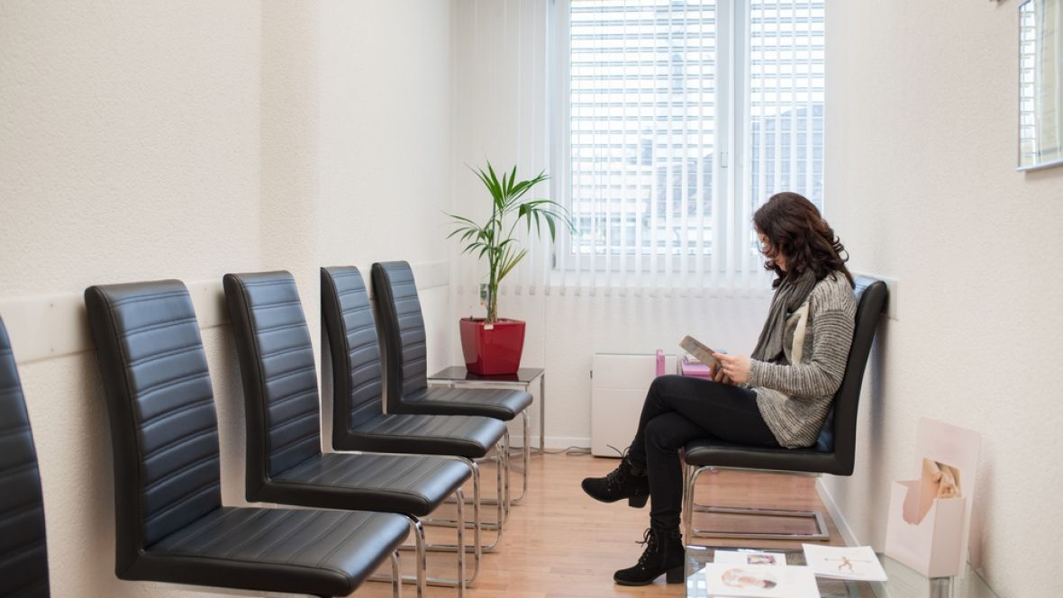 Sick of waiting rooms? New online map tracks clinic wait