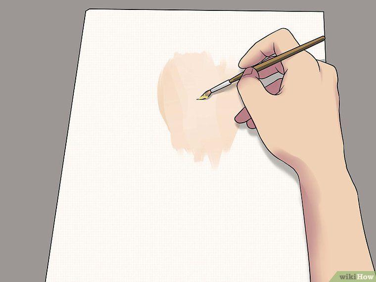 """créer des couleurs """"chair"""" réalistes"""
