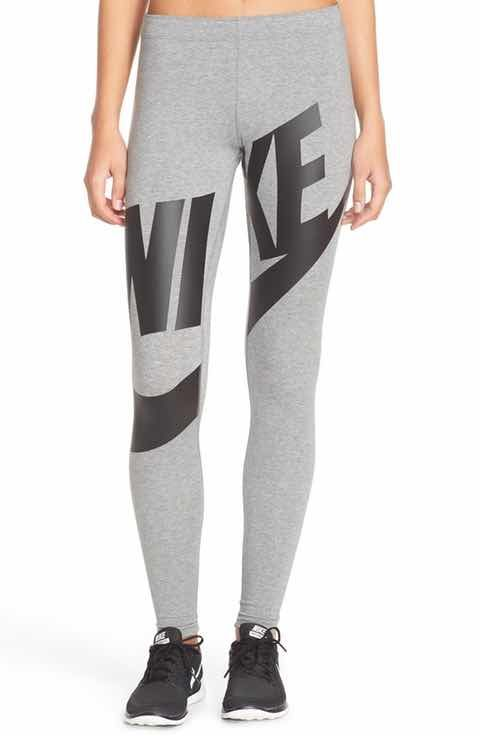 6b5b7921 Nike 'Leg-A-See' Exploded Logo Leggings | Now!!123 | Womens workout ...