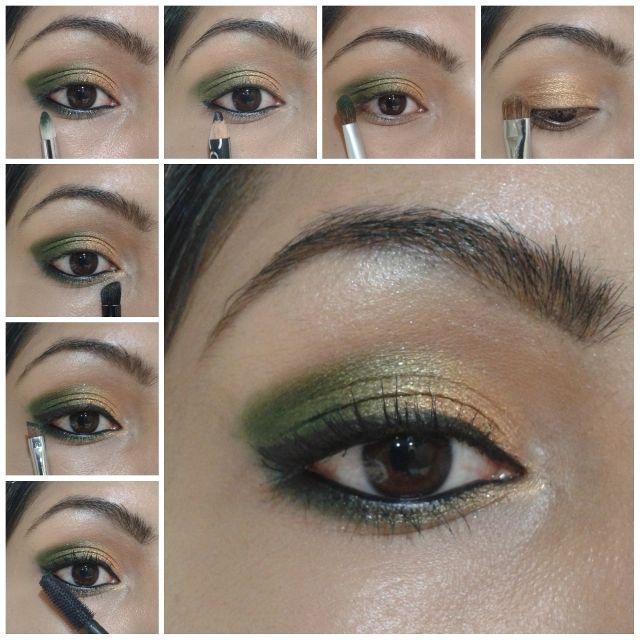 Eye Makeup Tutorial -Karwachuath Special | Eye Makeup Tutorial ...