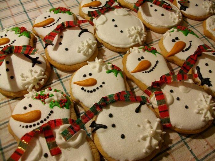 1001 ideas de recetas sobre galletas de navidad Galleta de