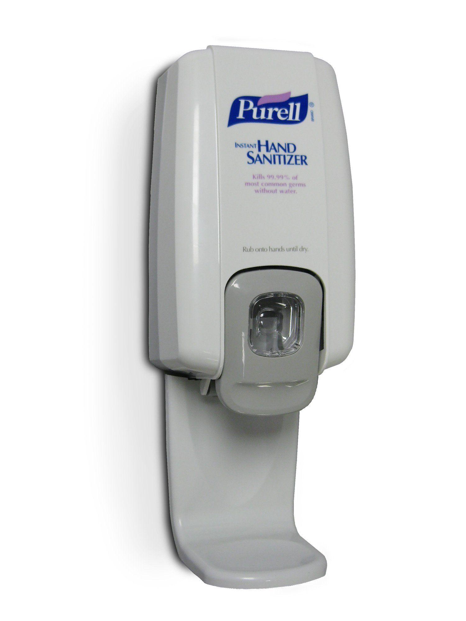 Set of Purell NXT Hand Sanitizer Dispenser and NXT Drip