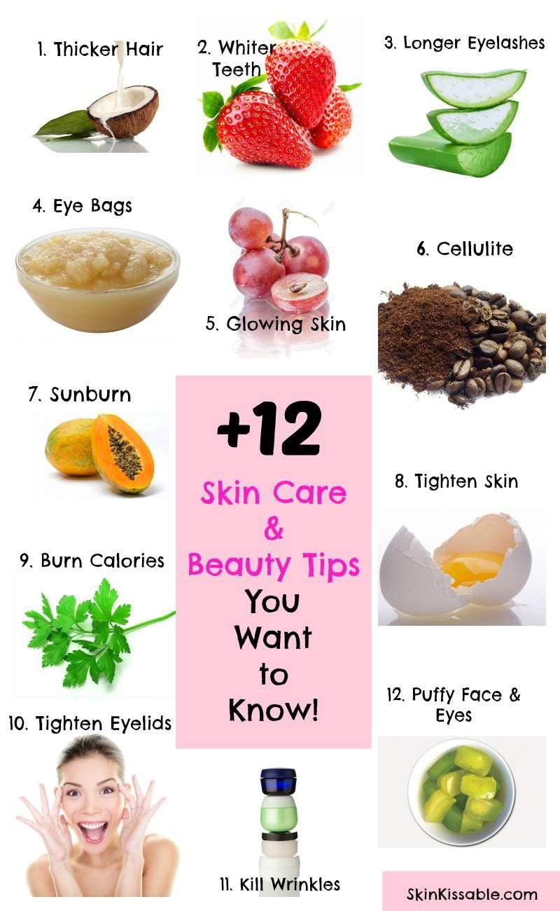 Skin Care Tips & Tricks, Homemade DIY remedies for better skin