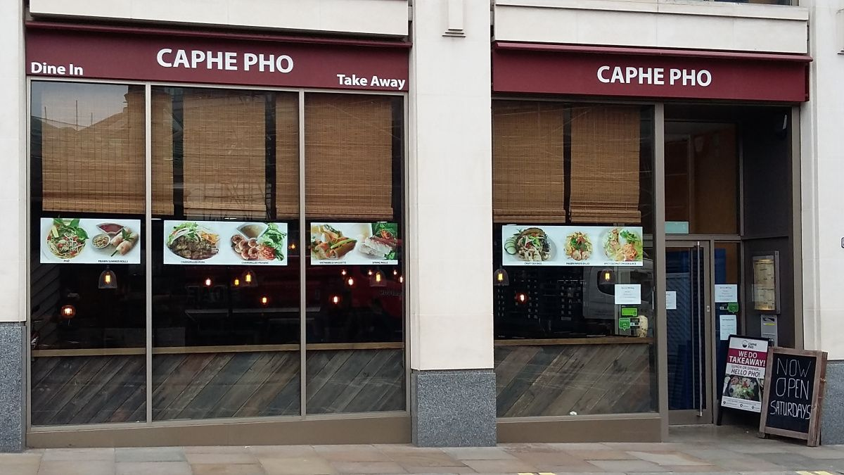 Are you pho real? Review Caphe Pho Smithfields, London