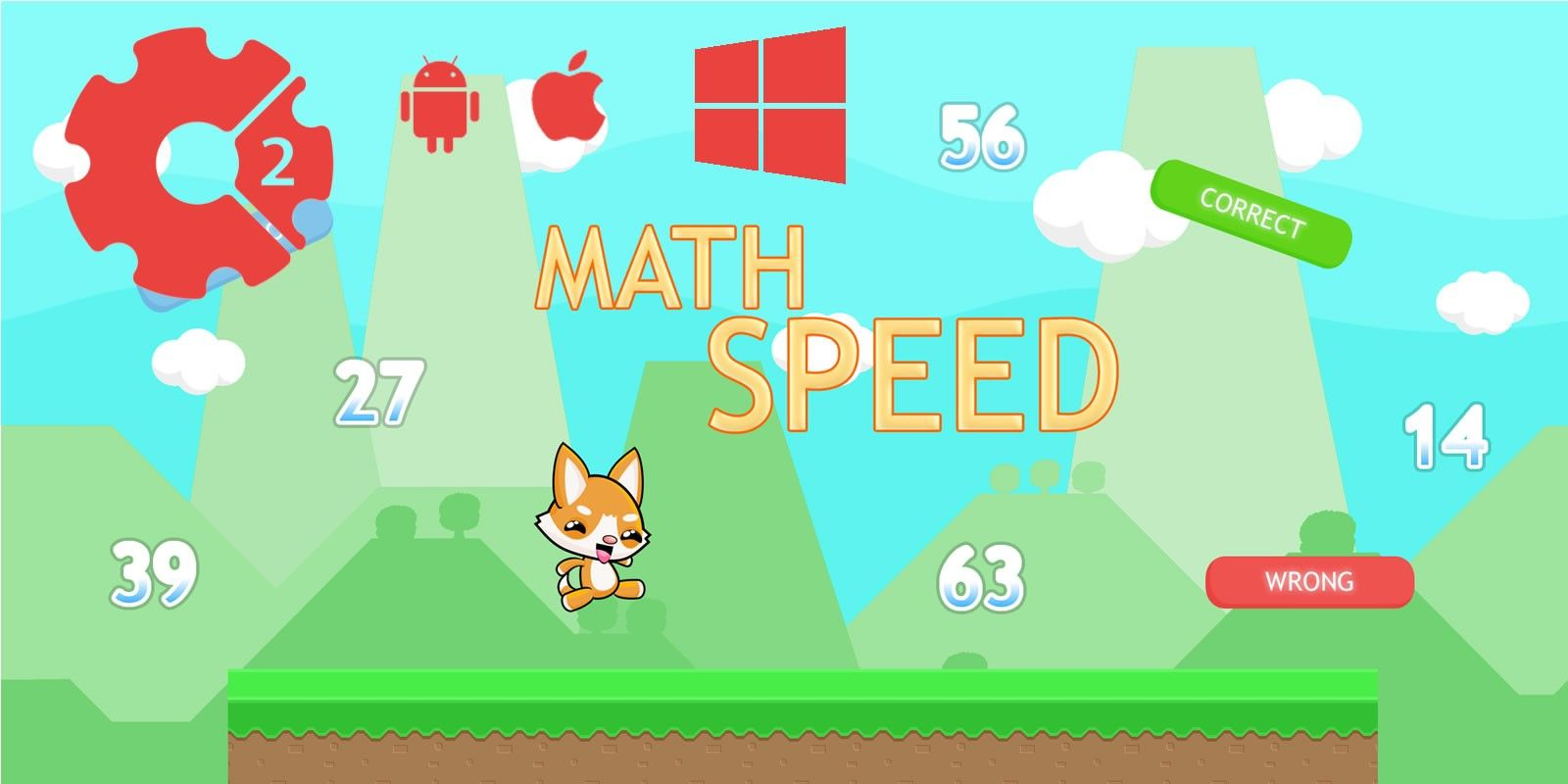 تنزيل برنامج Construct 2 كونستراكت لصنع ألعاب للكمبيوتر مجانا برابط مباشر Math Character Family Guy