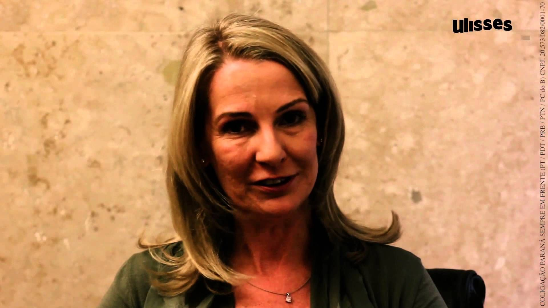 Vice-Prefeita Mirian Gonçalves apoia o candidato a Deputado Federal Ulisses Kaniak 1357. #ulisses1357 #ulisseskaniak #ulisseskaniak1357 #politicaecoisaseria
