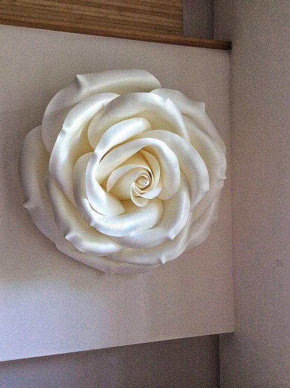 377d30f344e4 Large paper flowers Foam flowers Izolon flowers Paper flowers Nursery  decor Home decor Wedding decor