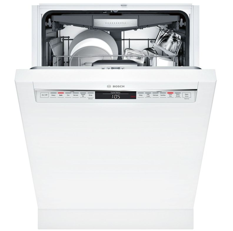 A Dishwasher That S Whisper Quiet And Worth The Money Dishwasher Reviews Dishwasher Bosch Dishwashers