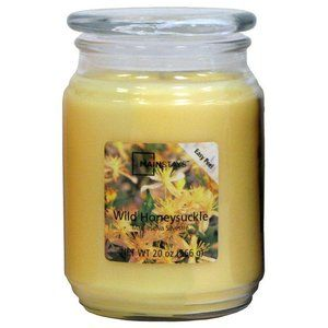 Mainstays Candle Honeyle Im In Love With This Scent