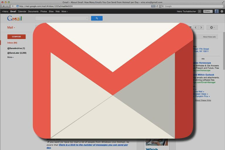 Gmail Iniciar Sesion Bandeja De Entrada