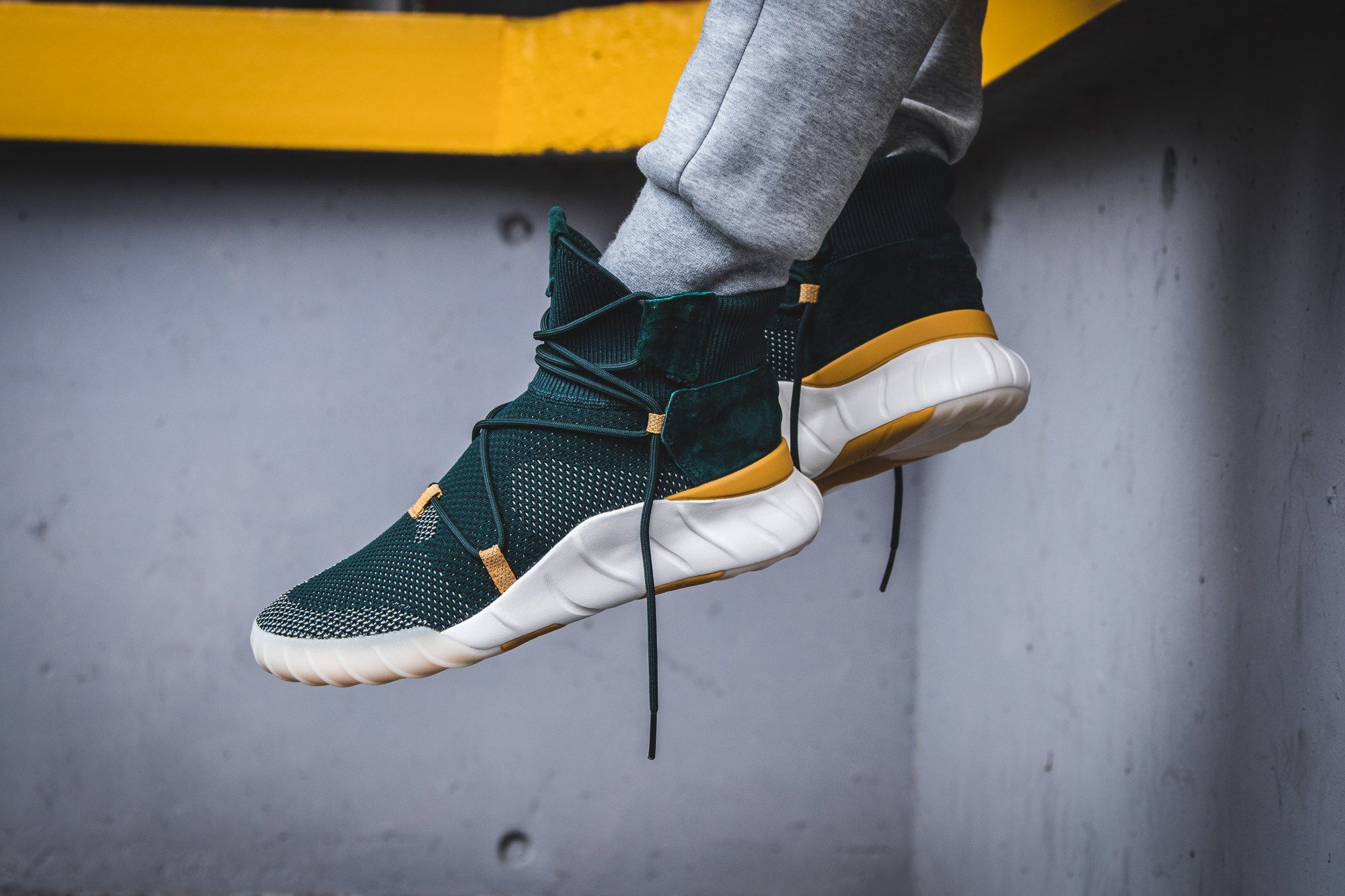 The adidas Originals Tubular Runner Tries Woven On For Size