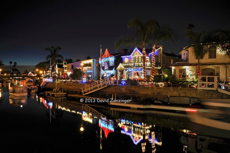 Naples, Long Beach, CA ChristmasLights Long beach