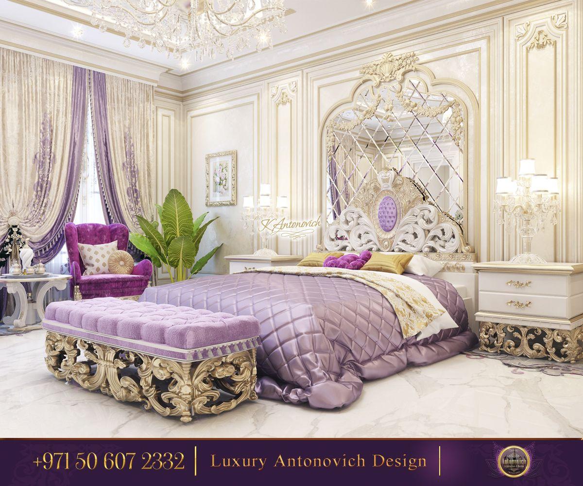 Bedroom Harmony In Interior Design