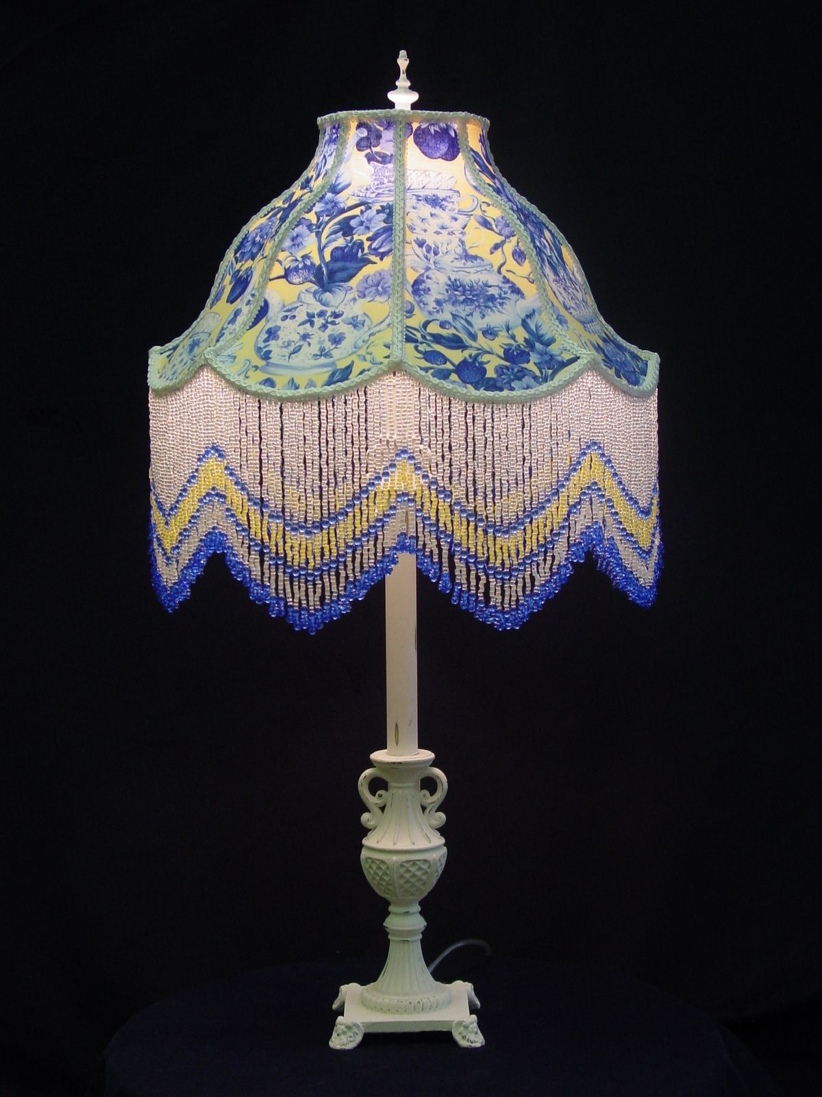 Pin by SuHua Acon on Antique lamp shades Antique lamp