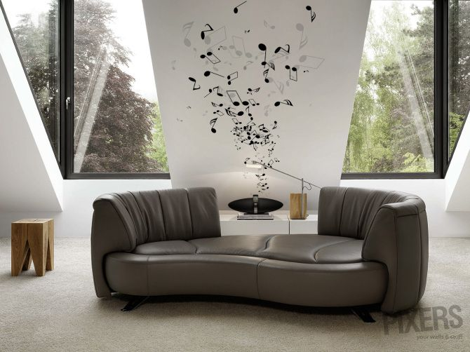 Bring Your Interiors To Life: Amazing Ideas With Wall Graphics | My Desired  Home