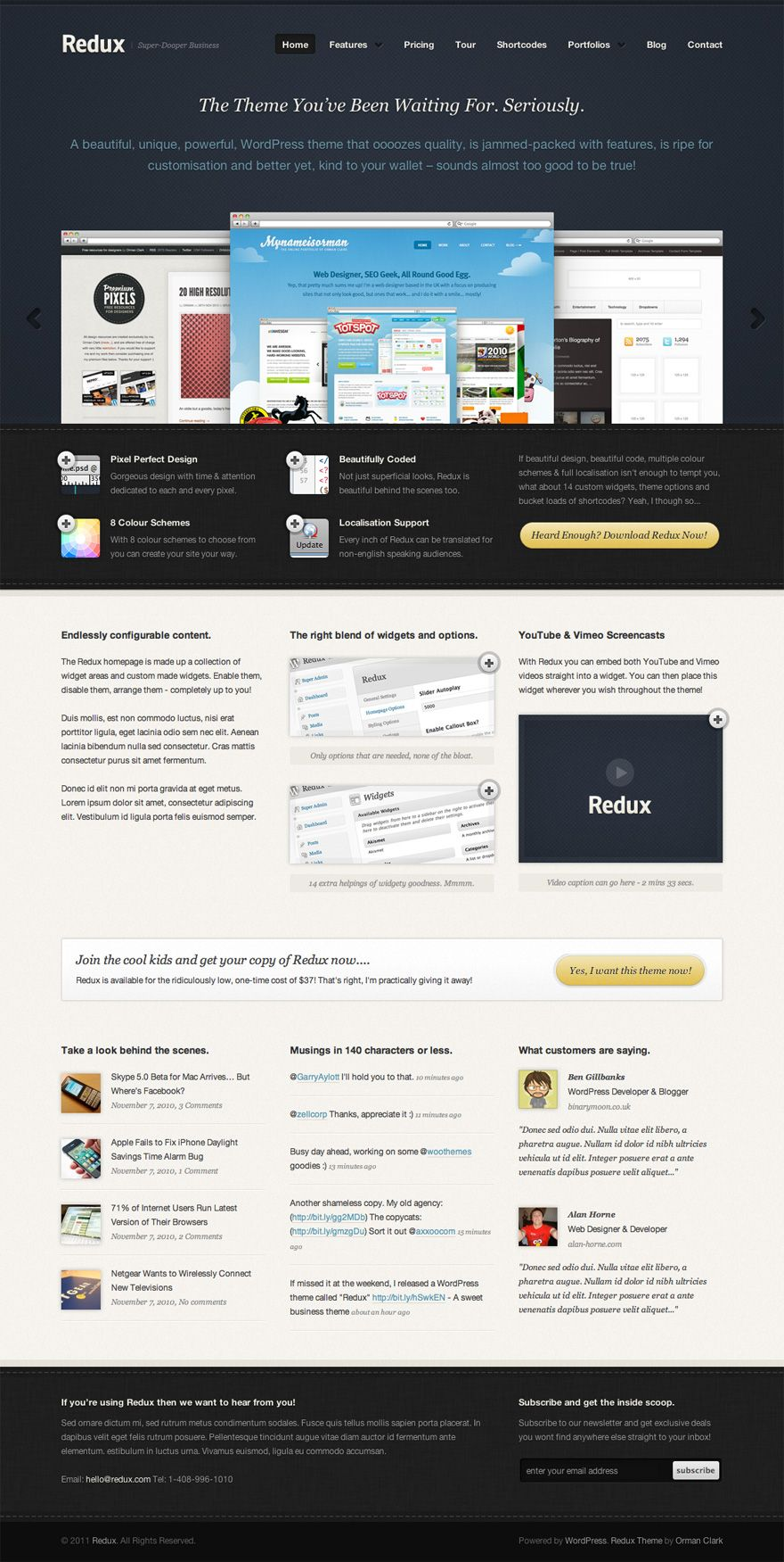 business website template design - free psd | free stuff | pinterest
